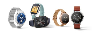 NewAndroidWearWatches