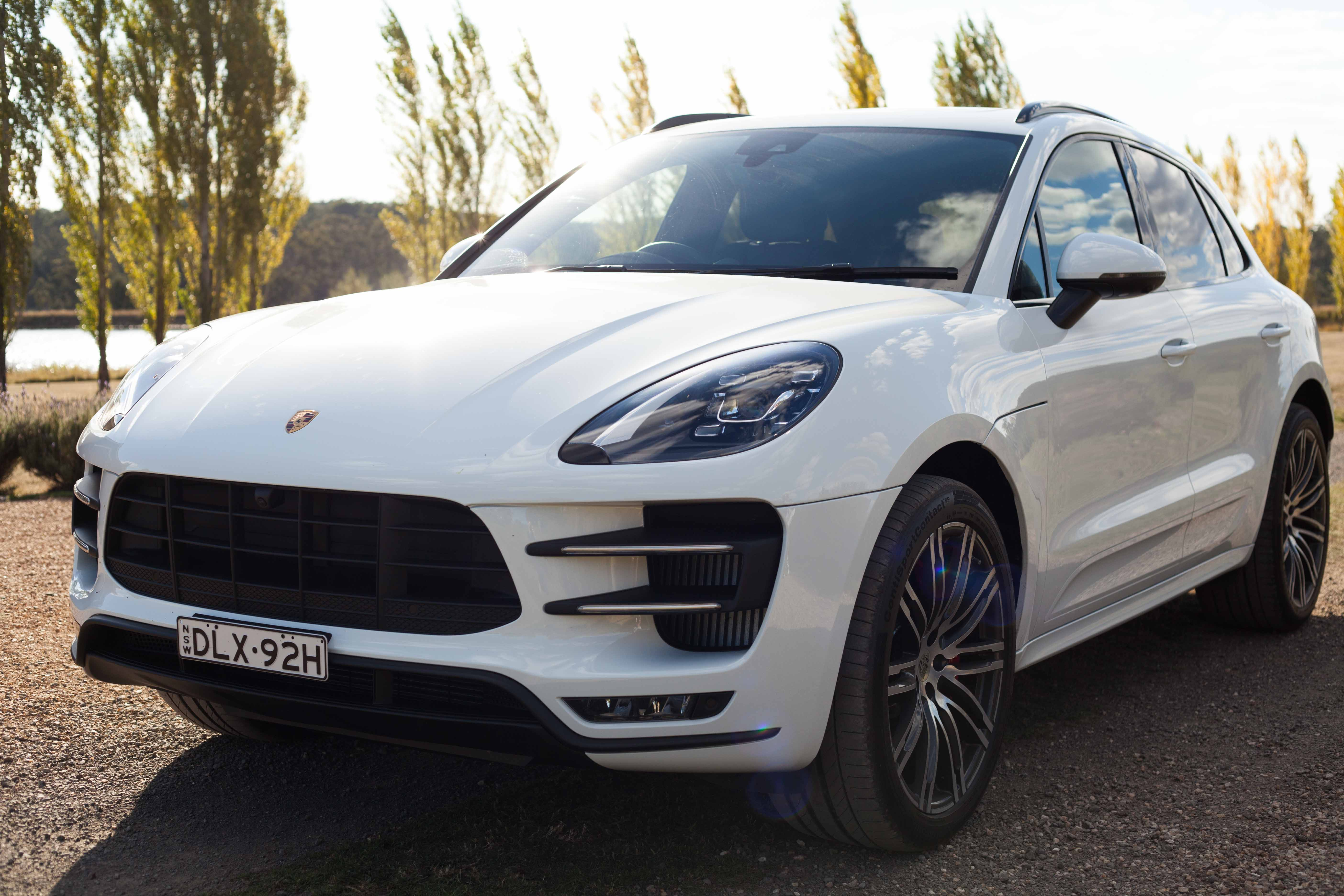 Porsche Macan Turbo With Performance Package My17 Review Andrea In Arcadia